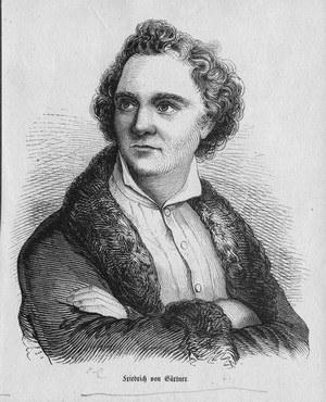 Gärtner, Friedrich von