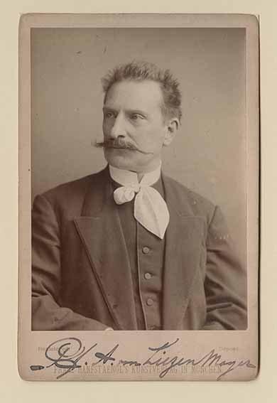 Liezen-Mayer, Sándor (Alexander) von
