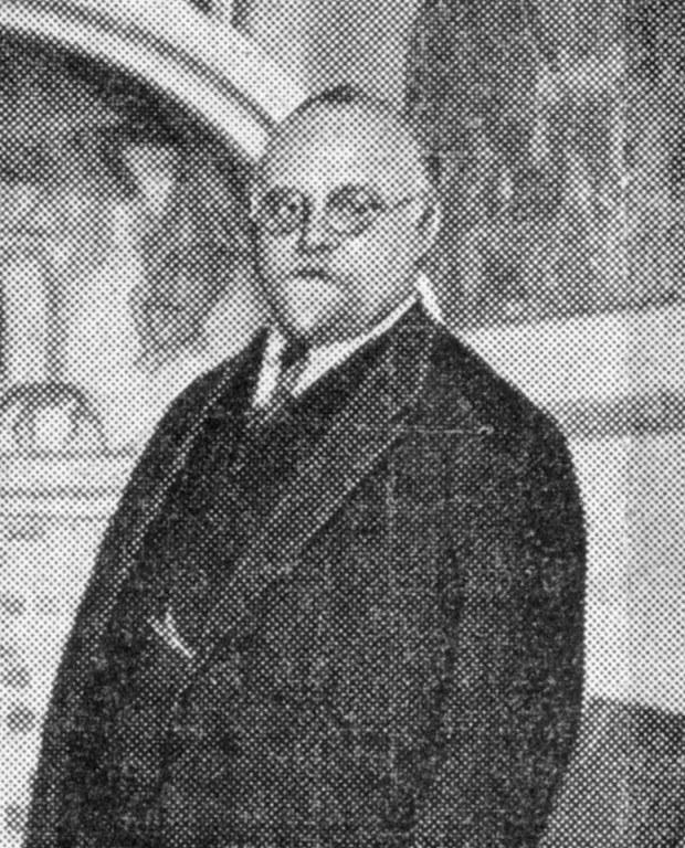 Caspar, Karl