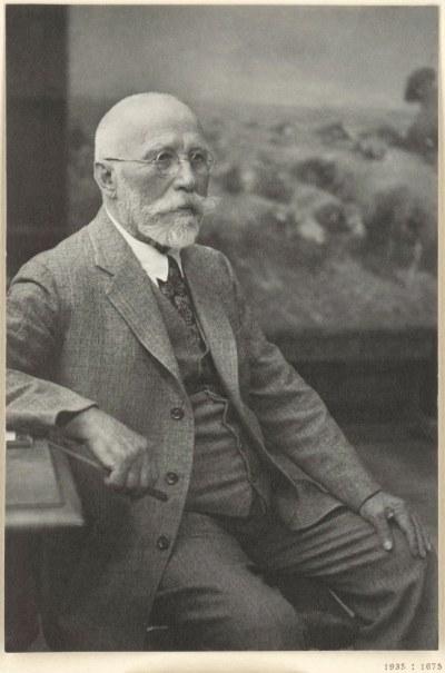 Zügel, Heinrich von