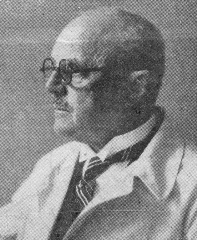 Bestelmeyer, German Dr. h. c.