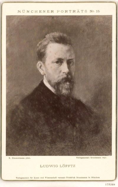 Löfftz, Ludwig von