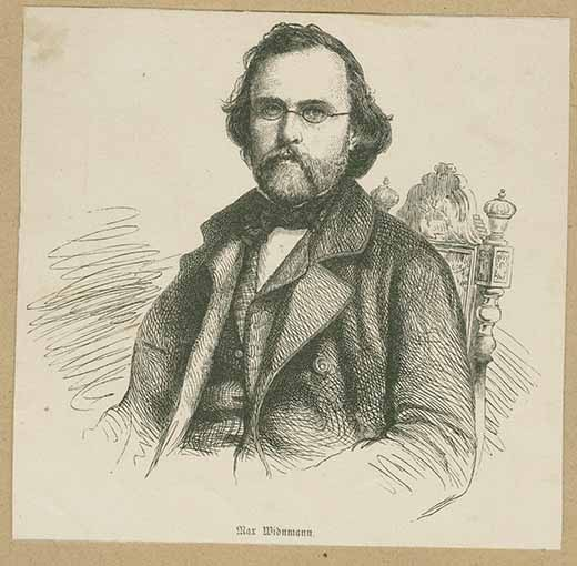 Widnmann, Max von
